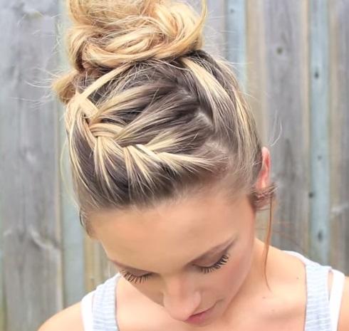 4 hőálló frizura nyárra