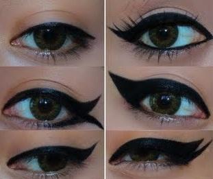 9 különböző szemhéjtus vonal