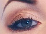 Bronz szemek