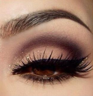 Buli smink barna szemhez