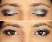 Kék füstös szemek