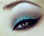 Kék smink