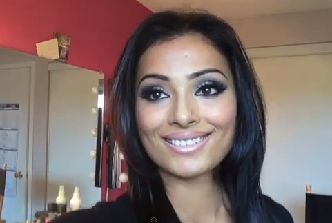 Kim Kardashian smink