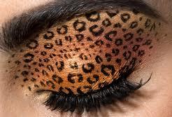 Leopárd szemek