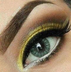 Sárga szemek